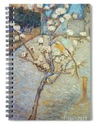 Van Gogh: Peartree, 1888 Spiral Notebook