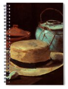 Van Gogh: Still Life, 1885 Spiral Notebook