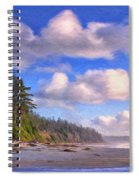 Vancouver Island Spiral Notebook