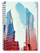 Vanishing Act Spiral Notebook