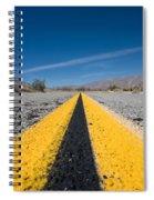 Vanishing Point Spiral Notebook
