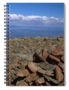 Vanquished Spiral Notebook