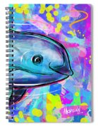 Vaquita Spiral Notebook