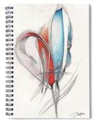Variations Spiral Notebook