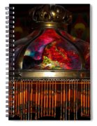 Variegated Antiquity Spiral Notebook