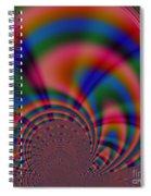 Variegation Spiral Notebook