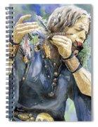 Varius Coloribus Spiral Notebook