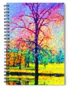 Vasaparken Before Winter Spiral Notebook