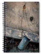 Vase Hanging - Nola Spiral Notebook