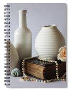 Vases Spiral Notebook