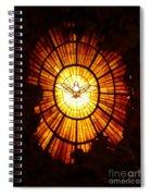 Vatican Window Spiral Notebook