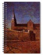 Vaugirard Church 1879 Spiral Notebook