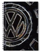 VW3 Spiral Notebook