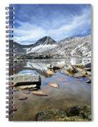 Vee Lake - Sierra Spiral Notebook