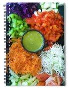 Vegan Spiral Notebook