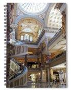 Vegas Luxury  Spiral Notebook