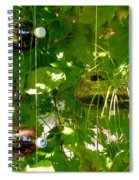 Vegetables Plant For Urban Life 1 Spiral Notebook