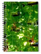 Vegetables Plant For Urban Life 2 Spiral Notebook
