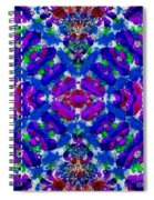 Vegged Out Pearls Spiral Notebook