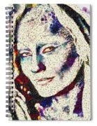 Vegged Out She Spiral Notebook