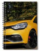 Vehicles Spiral Notebook