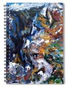 Velebit Paklenica Canyon Spiral Notebook