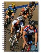 Veledrone Racing Spiral Notebook