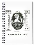 Veloute Ultra Spiral Notebook