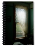 Velvet Afternoon Spiral Notebook