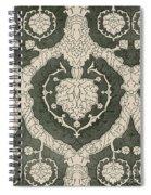 Velvet Hangings, 16th Century Spiral Notebook