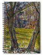 Ven Z Parku Spiral Notebook