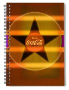 Venetian Cola Spiral Notebook
