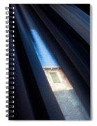 Venetian Square Spiral Notebook