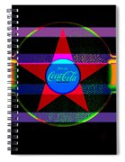Venetion Neon Spiral Notebook