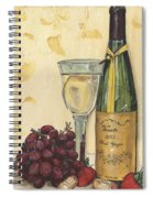 Veneto Pinot Grigio Spiral Notebook