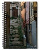 Venice Alleyway Spiral Notebook