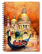 Venice Authentic Spiral Notebook