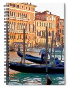 Venice Canalozzo Illuminated Spiral Notebook
