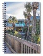 Venice Gem Spiral Notebook