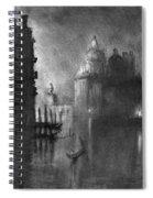 Venice, Grand Canal, C1905.  Spiral Notebook