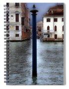 Venice Spiral Notebook