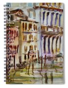 Venice Impression II Spiral Notebook