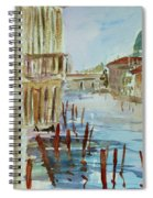 Venice Impression IIi Spiral Notebook
