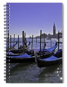 Venice Is A Magical Place Spiral Notebook