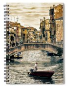 venice, Italy Spiral Notebook