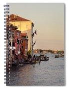 Venice Lover Spiral Notebook