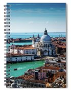 Eternal Venice Spiral Notebook