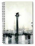 Venice October Spiral Notebook