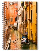 Venice Passage Spiral Notebook