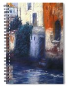 Venice Reflections Spiral Notebook